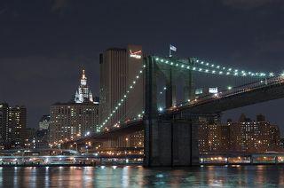 Нью Йорк, Бруклинский мост