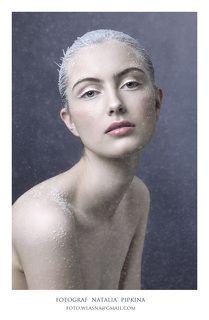make-up, photo&retouch - Natalia Pipkina model - Eira
