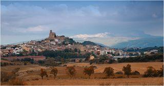 Каталония. На пути из Арагона в Андорру. Местность, заселенная мусульманами.  Нищета, разруха, озлобленные взгляды на улицах. Совсем недалеко от излюбленных туристами мест.