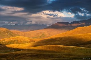 Осень в горах Алатау