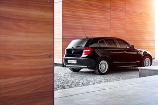 Съемка BMW 1-series. Автор: Иван Stan1ey Баринов