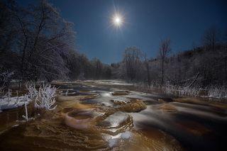 1. Река Тянукса.