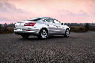 Съемка для представительства марки Volkswagen в Белоруси. Автор: Баринов Иван