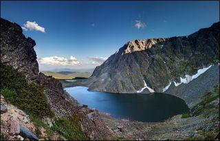 1 Второе Туюкское озеро