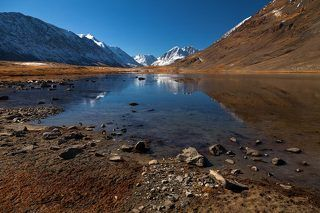 Озеро Каракель, Республика Алтай