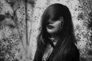 Я крашу губы гуталином, я обожаю черный цвет... (с)