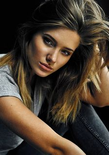 Photo: Roman Labasta Mua: Olga Romanova Hair stylist: Lambrianidis Evgenia Model: Rebekka Karpas