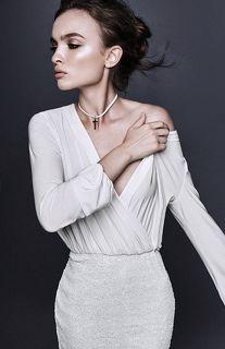 Photo: Roman Labasta Mua: Olga Romanova Hair stylist: Ksenia Varankina Clothing: Fashionista Model: Maria Bulkina