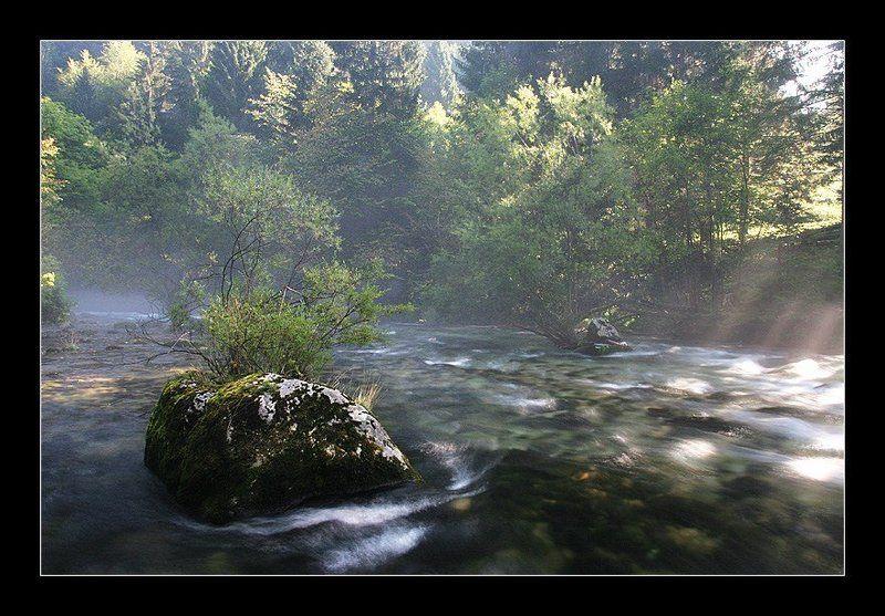 Винтгар, Словения, Блед, река Винтгарphoto preview