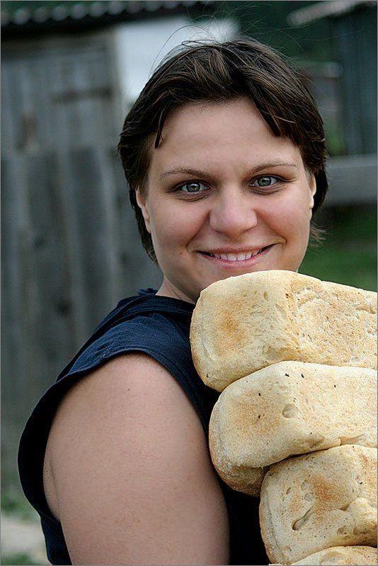 горячий хлебphoto preview