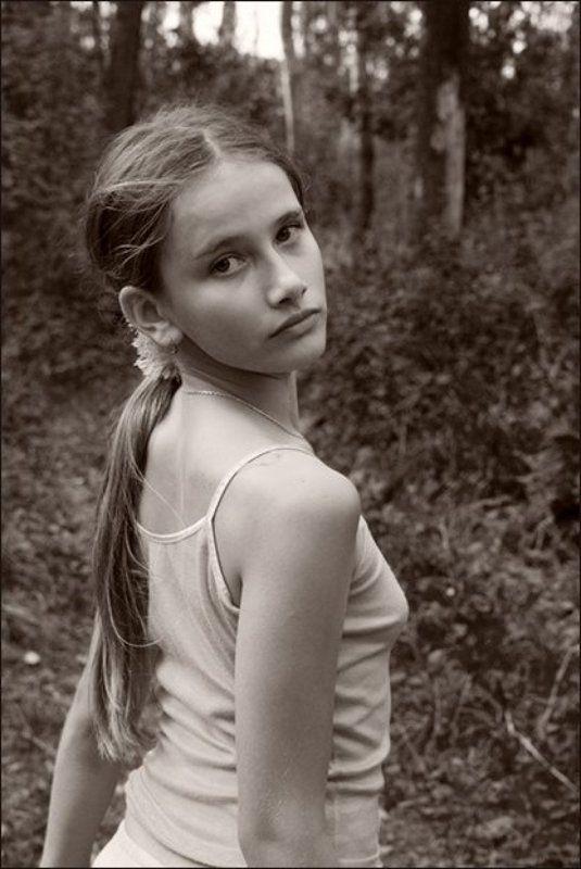 лес, лето, девочка, портрет, fuete, mju * * *photo preview