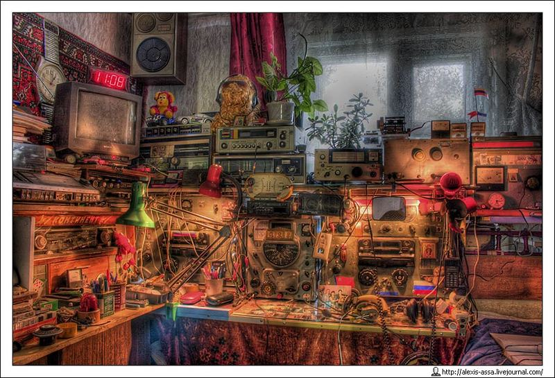 радио, аппаратура, hdr Радио Colorphoto preview