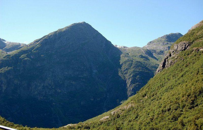 горы, норвегия Слонphoto preview