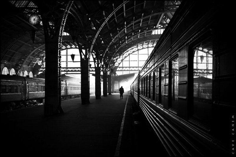 Петербург, вокзал, время Про неумолимое времяphoto preview