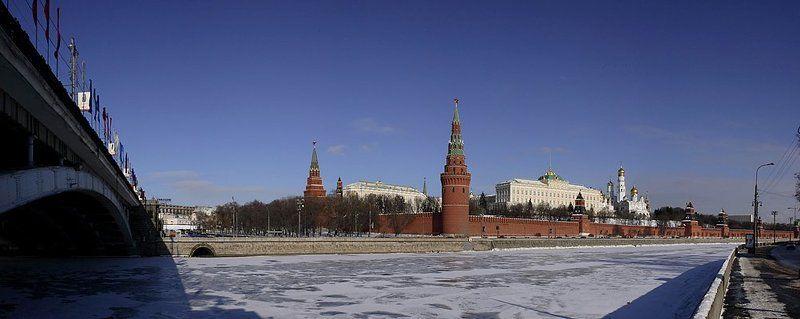 Панорама кремль классика жанра ПВДphoto preview