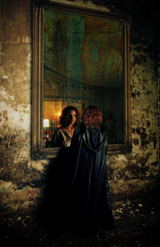 timulaq, бродский, натюрморт, смерть, зеркало смерть придет, у нее будут твои глазаphoto preview