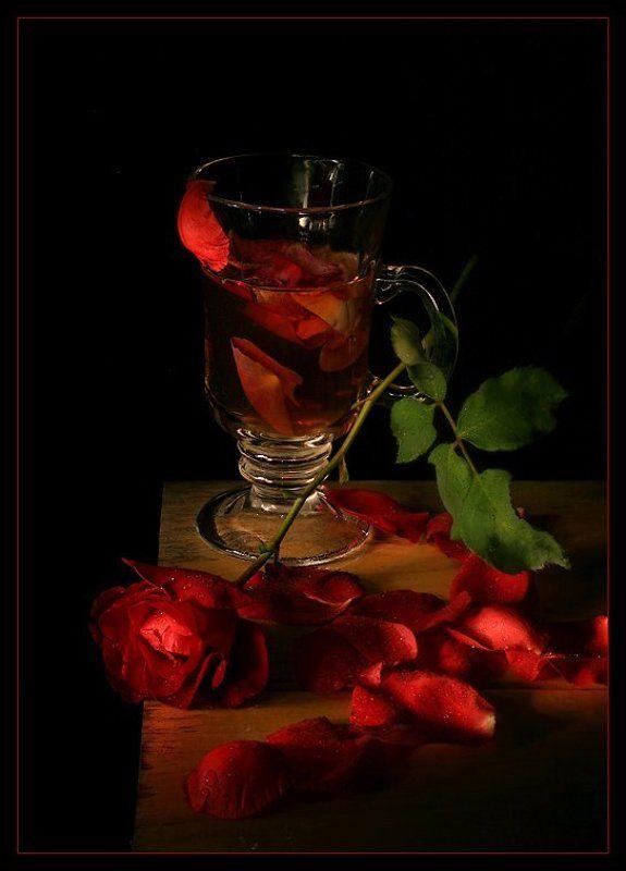 Розовый чай моей любви...photo preview