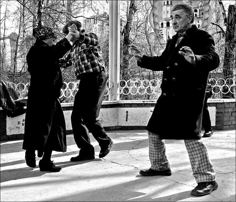 ретротанцы сокольники Спокойно, я Кашпировский!photo preview