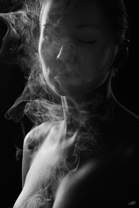 дым Jul\'s smoke portraitphoto preview