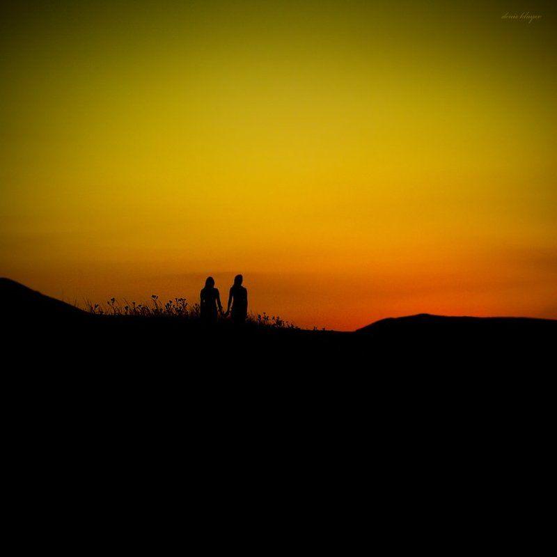 фото, портрет, горы, закат, крым, коктебель Колыбельphoto preview