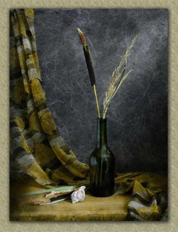натюрморт Шумел камыш.photo preview