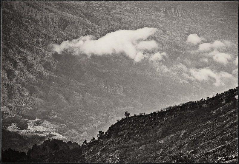 вид с вулкана Агунг, о.Балиphoto preview