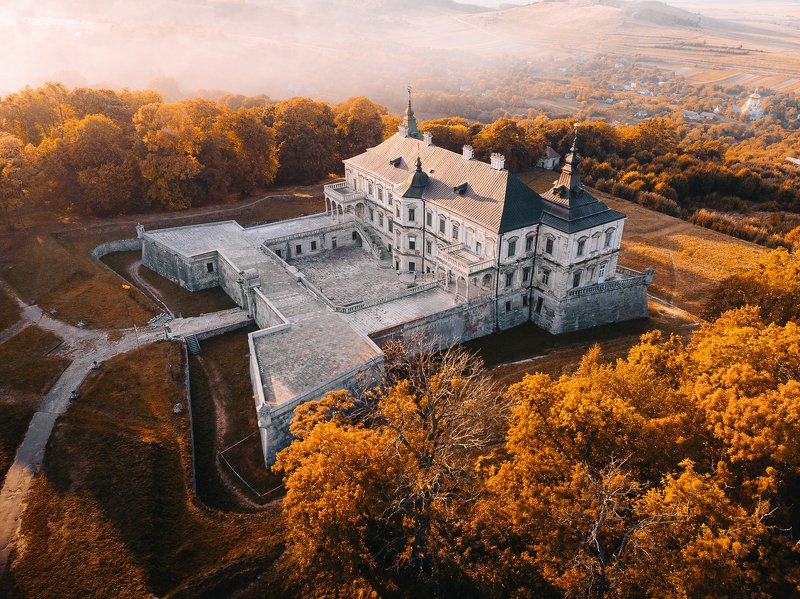 Pidhirtsi Castlephoto preview