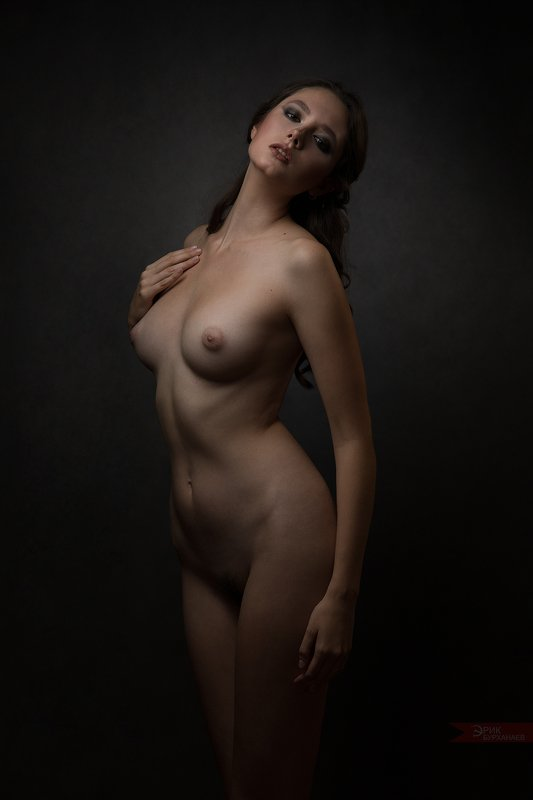 nu, nude, ню Дианаphoto preview