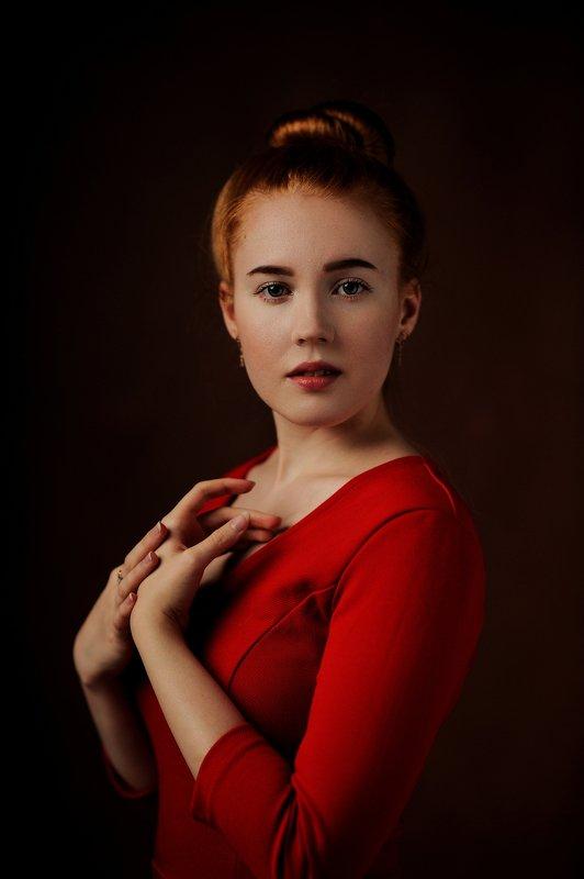 девушка,портрет,студия depthphoto preview