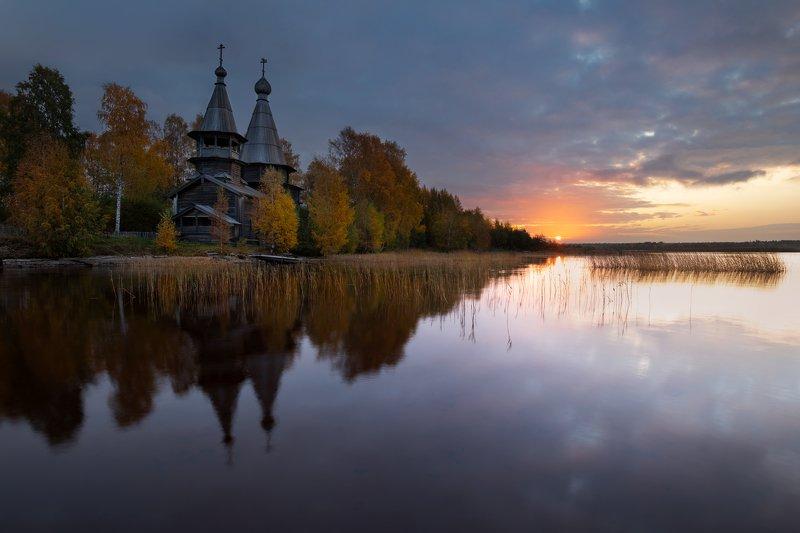осень на Онегеphoto preview