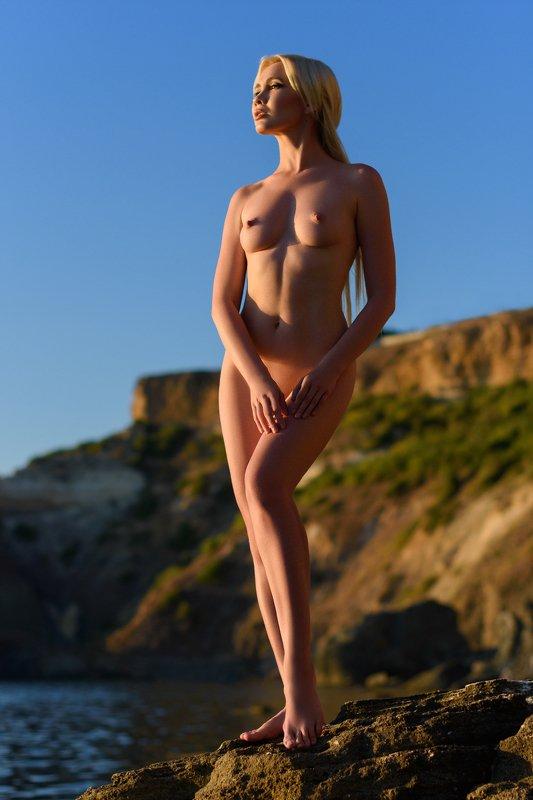 nude,model,ню,крым,море,color,nu Tanyaphoto preview