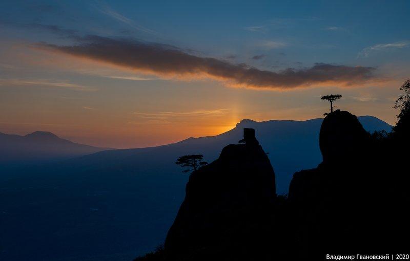 Закат в Долине привиденийphoto preview