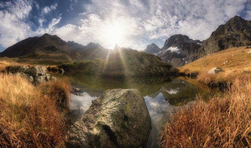 Осень на Имеретинских озерах.photo preview