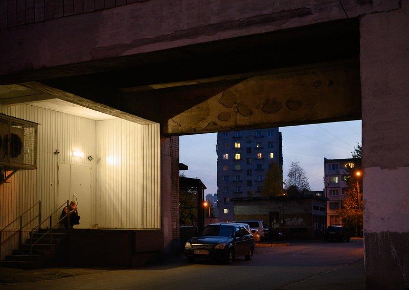 уличная фотография, streetphotography, северодвинск, город, архитектура, Железобетонphoto preview