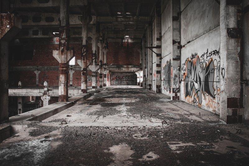 апокалипсис, граффити, заброшка, разруха, рисунок, убежище asylumphoto preview