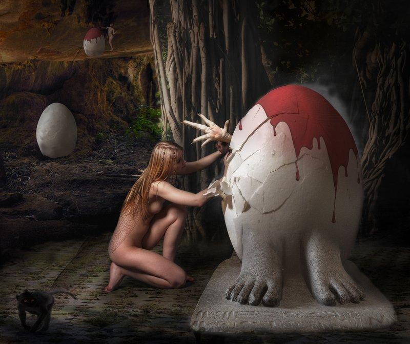 Культ красного яйцаphoto preview