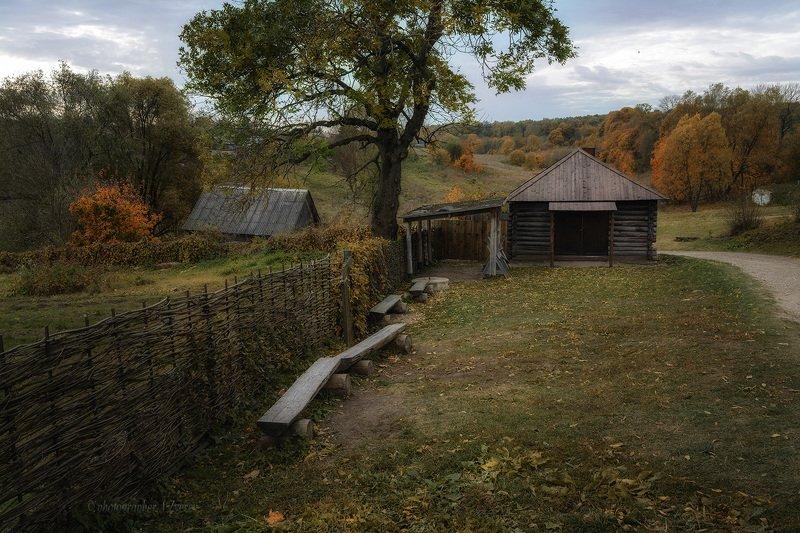 Сельский пейзаж.photo preview