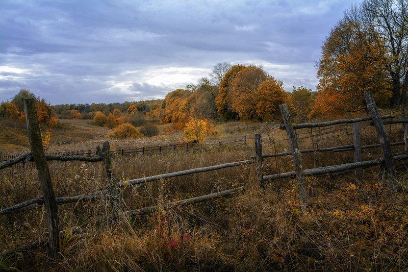 Осенний пейзаж.photo preview