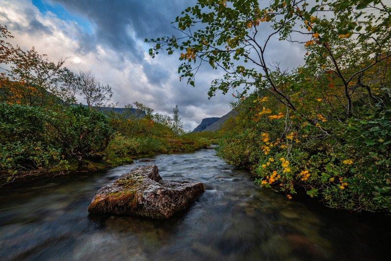 север, кольский, хибины, заполярье, осень ***photo preview