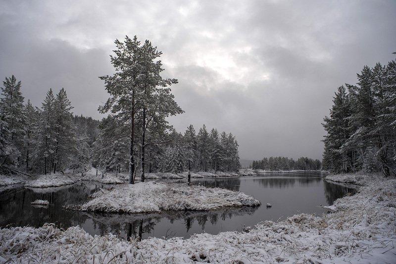 Первый снег 2020photo preview