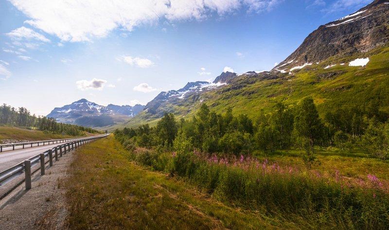 Природа Лофотен. Норвегия.photo preview