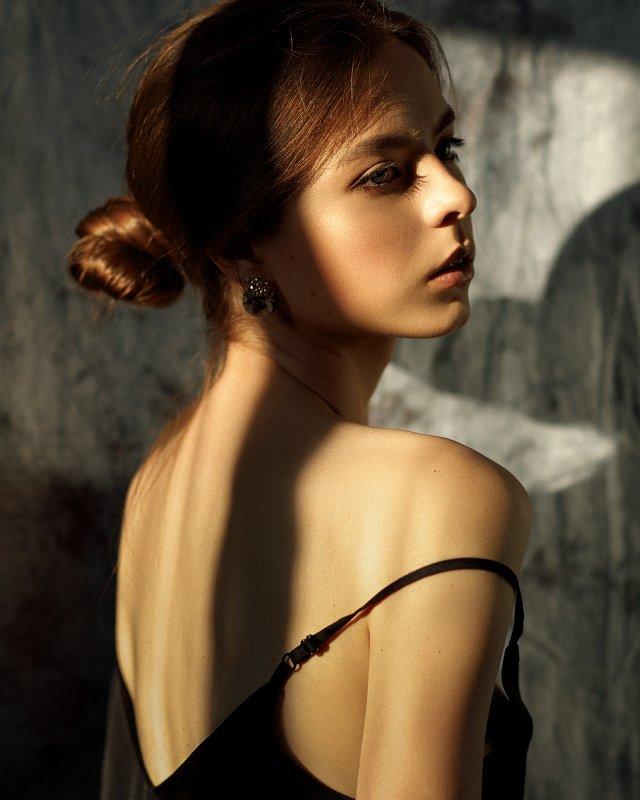 портрет, женский портрет, девушка, глаза Katephoto preview