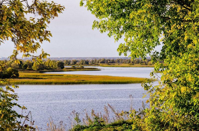 nevant60, пейзаж, красота, природа Осень на Волгеphoto preview
