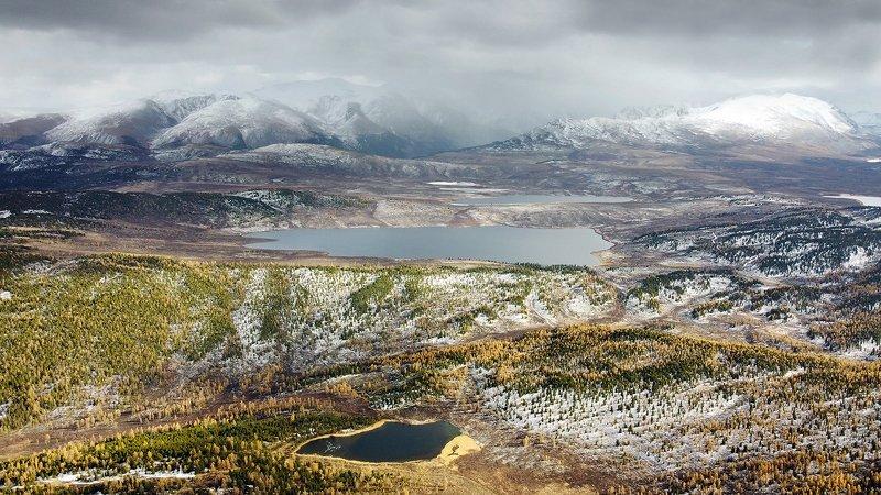 Озёра Улаганского перевала...photo preview