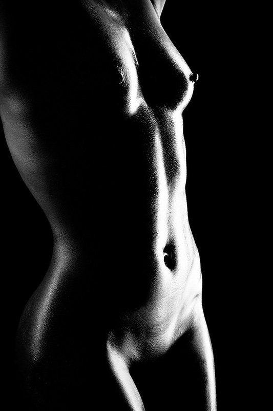nude, girl, body, silhouette Принцесса. Продолжение.photo preview