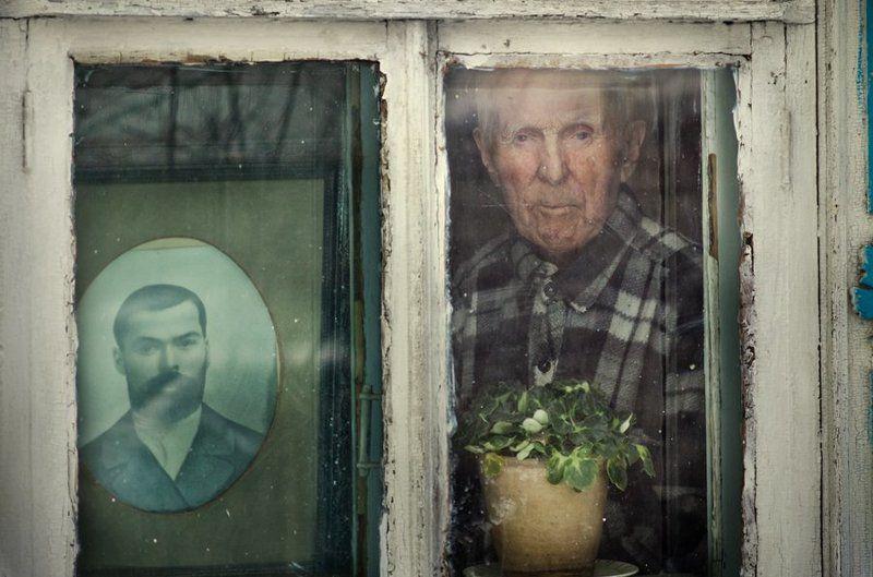 глаза истории, отец, сын, фотография, сергей коляскин, Отец и Сынphoto preview