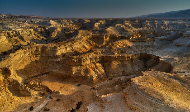 Бурные реки пустыни...photo preview