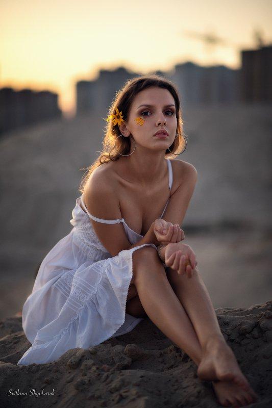 beauty, evening, emotion, portrait Vitalinaphoto preview