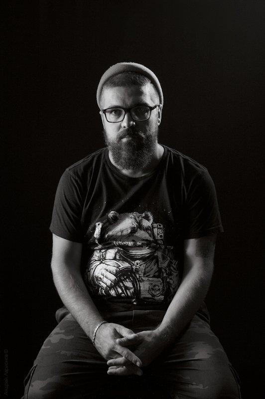 портрет,мужчина ***photo preview