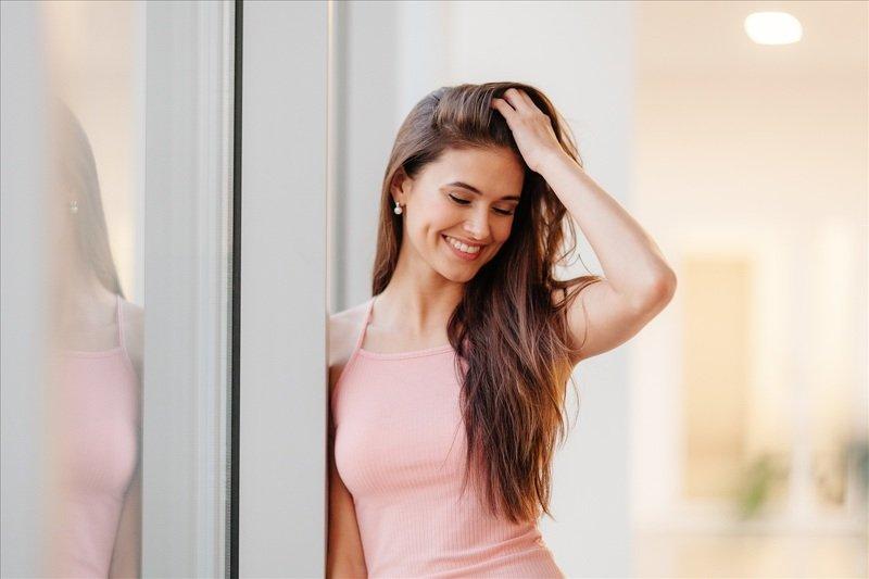 Девушка, портрет, модель Аннаphoto preview